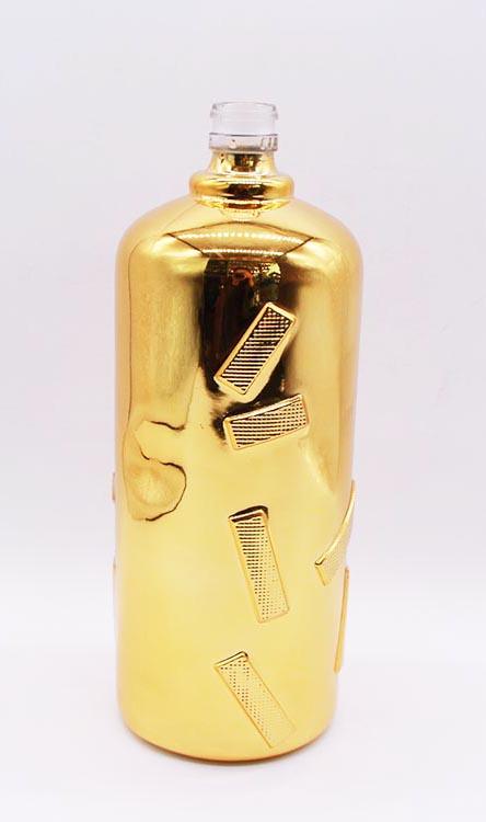 電鍍瓶 022